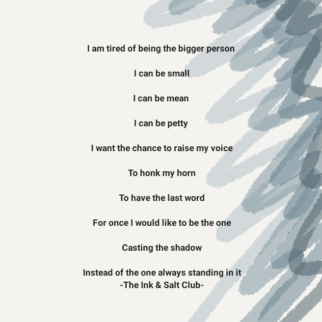 poem – The Ink & Salt Club